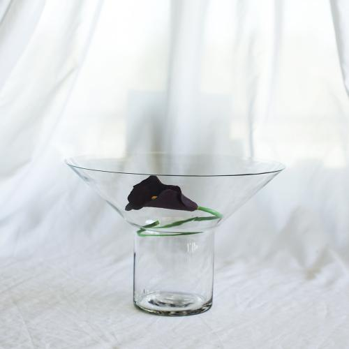 Flare Glass Tablebowls