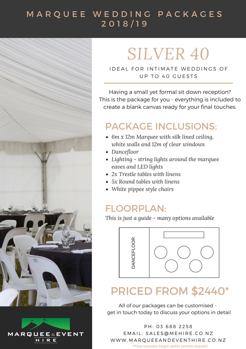Silver 40 package