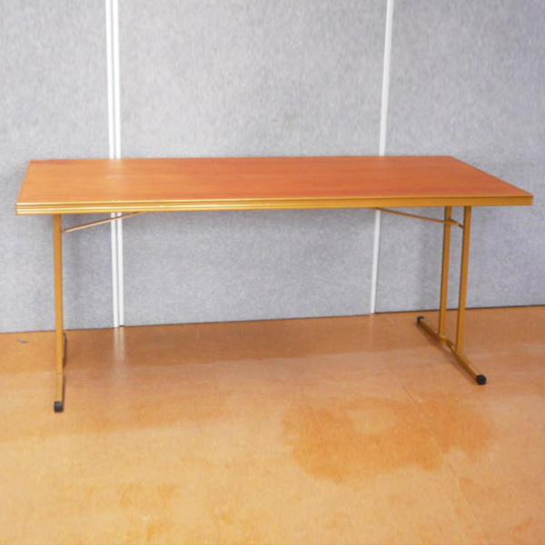 Tables trestle table 6 of 8 foot for Table 6 feet